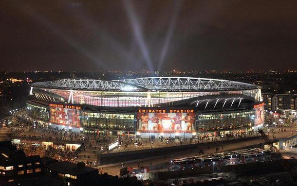 Right Angle Corporate Events - Emirates Stadium - Arsenal Football Club