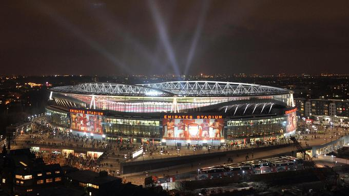 Right Angle Corporate Events - Emirates Stadium - Arsenal Football Club