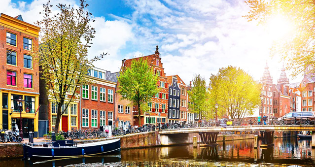 Right Angle Corporate Events - Amsterdam