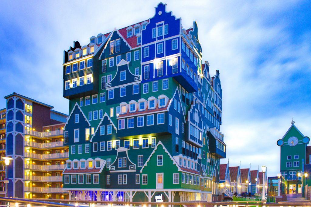 Team building in Amsterdam