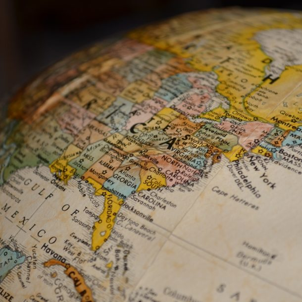 atlas, globe, world