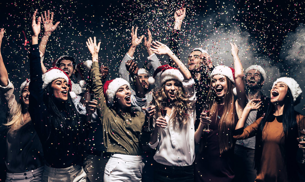 Right Angle Corporate Events - 3 Mistakes Not to Make as the Christmas Party Organiser