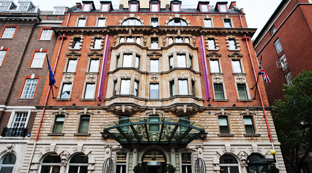Right Angle Corporate Events Venues - Ambassadors Bloomsbury - Central London