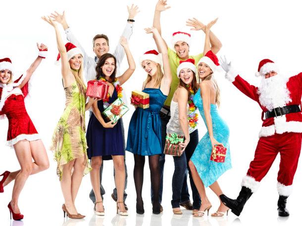 Right Angle Corporate events - Big Piano Jingle at Christmas
