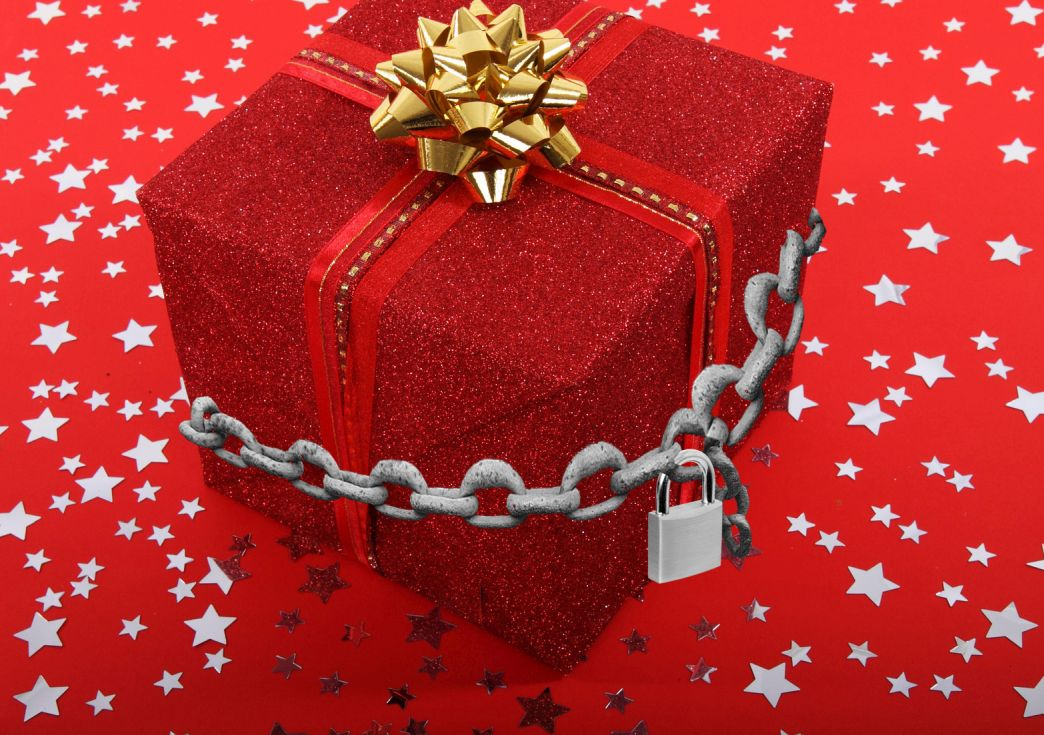 Escape the box at christmas