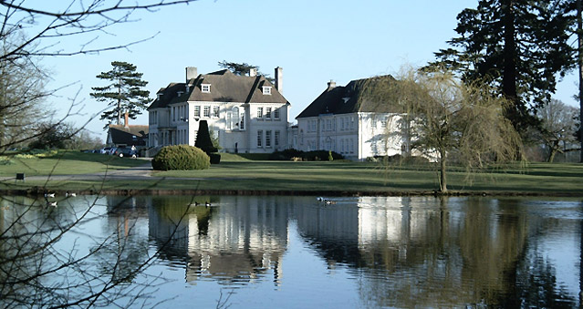 Right Angle Corporate Events Venues - Worcester - Brockencote Hall Hotel