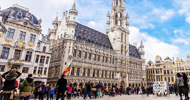 Team Building Events in Brussels - Right Angle Corporate Events Venues