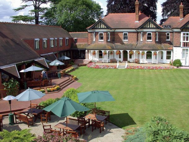 Right Angle Corporate Events - CIM Moor Hall - Berkshire