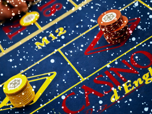 Right Angle Corporate Events Venues - Casino Experiences At Christmas