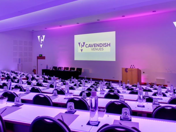 Right Angle Corporate Events - Cavendish Conference Centre Venue