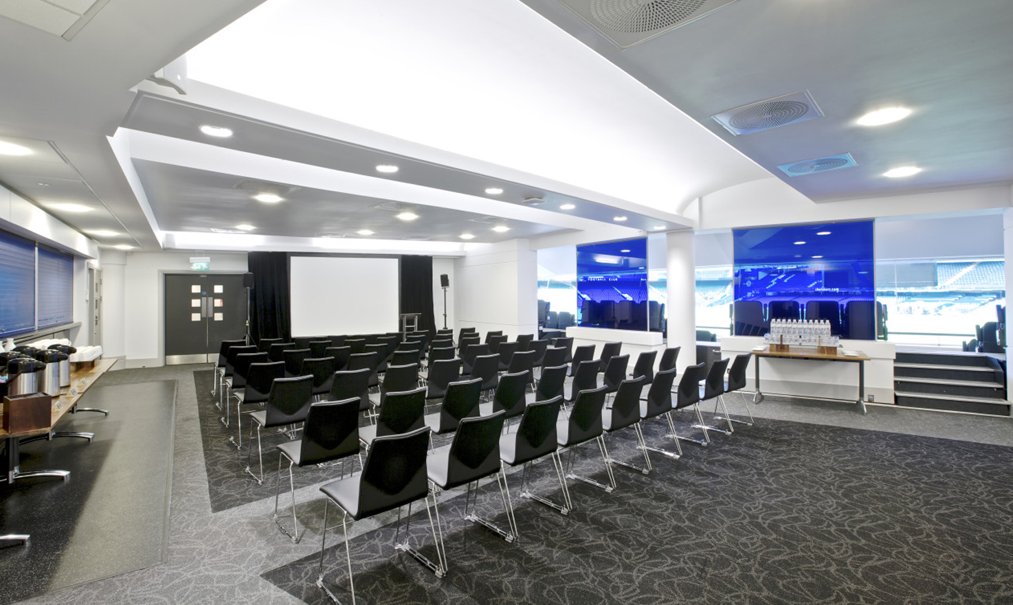 Right Angle Corporate Events - Chelsea Football Club Venue