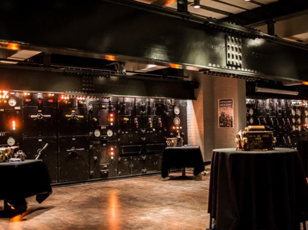 Right Angle Corporate Events - Churchill War Rooms Venue
