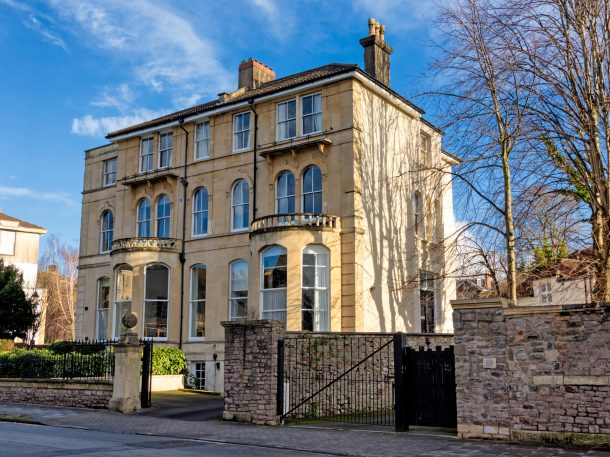 Right Angle Corporate Events Venues - Clifton House - Bristol