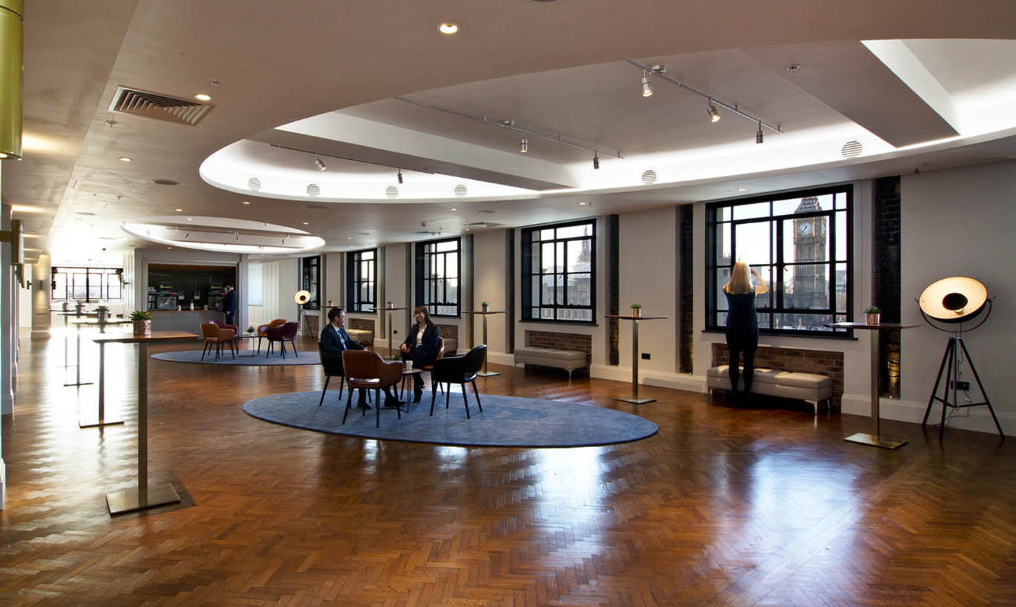 Right Angle Corporate Events - County Hall Venue -
