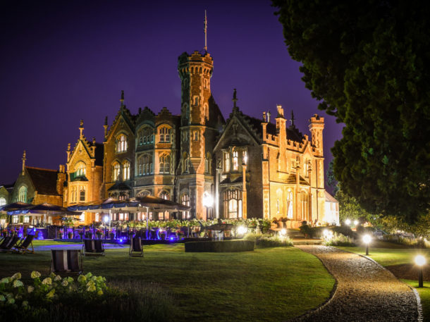 Right Angle Corporate Events   Oakley Court Team Building