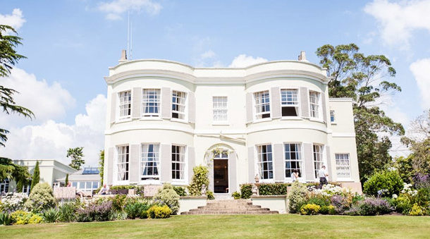 Right Angle Corporate Events Venues - Deer Park Country House - Devon