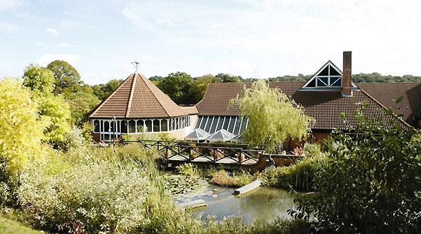 Right Angle Corporate Events Venues - Donnington Valley Venue - Berkshire
