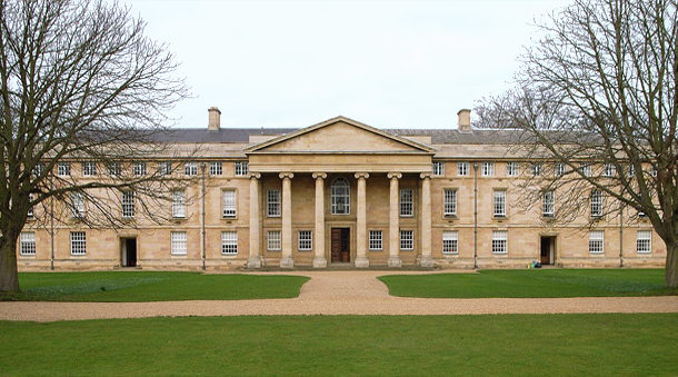 Right Angle Corporate Events Venues - Downing College - Cambridge