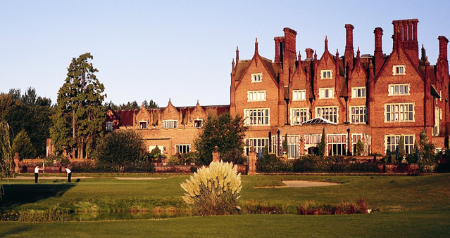 Right Angle Corporate Events Venues - Dunston Hall Hotel, Norfolk