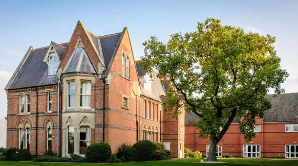 Ettington Chase - Warwickshire - Right Angle Corporate Events Venues