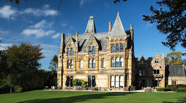 Right Angle Corporate Events Venues - Warwickshire - Ettington Park Hotel