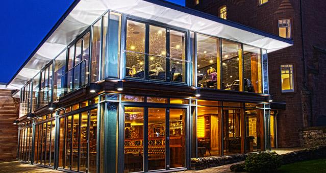 Right Angle Corporate Events Venues - Scotland - Fonab Castle Hotel