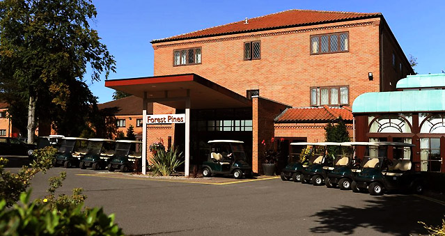 Right Angle Corporate Events Venues - Forest Pines Hotel & Gold Resort