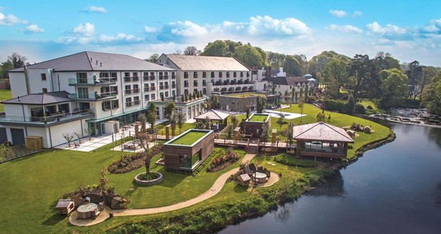 Right Angle Corporate Events Venues - Galgorm Resort & Spa