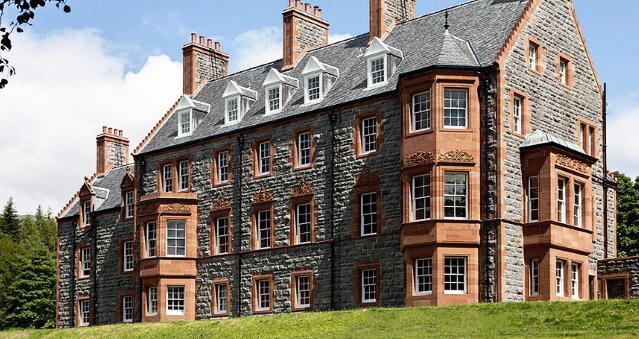 Right Angle Corporate Events Venues - Glencoe House Hotel - Scotland