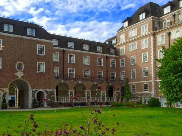 Right Angle Corporate Events - Goodenough College