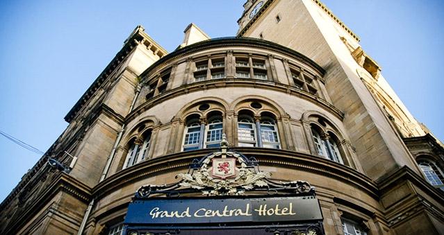 Right Angle Corporate Events Venues - Grand Central Hotel, Glasgow - Scotland