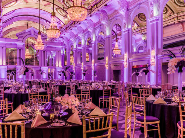 Right Angle Corporate Events Venues - Grand Connaught Rooms