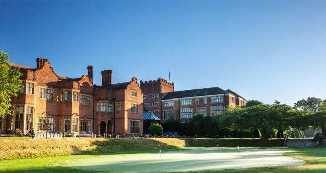 Right angle corporate events venues - Hanbury Manor Hotel - Hertfordshire