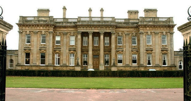 Right Angle Corporate Events Venues - Heythrop Park - Oxfordshire