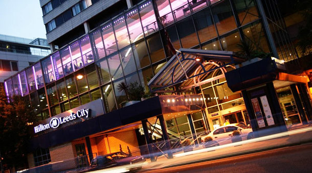 Right Angle Corporate Events Venues - Hilton Leeds City Hotel - Leeds