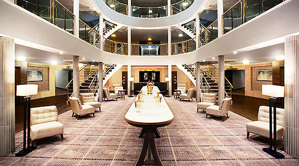 Right Angle Corporate Events Venues - Hinckley Island Hotel