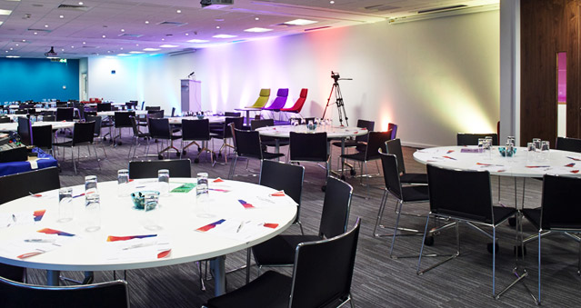 Right Angle Corporate Events Venues - Horizon Leeds Conference Venue