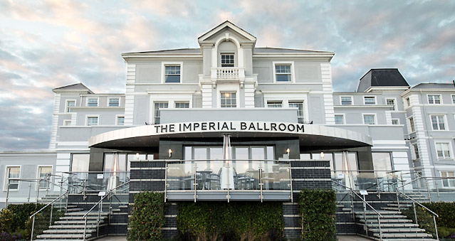 Right Angle Corporate Events Venues - Hythe Imperial Hotel - Kent