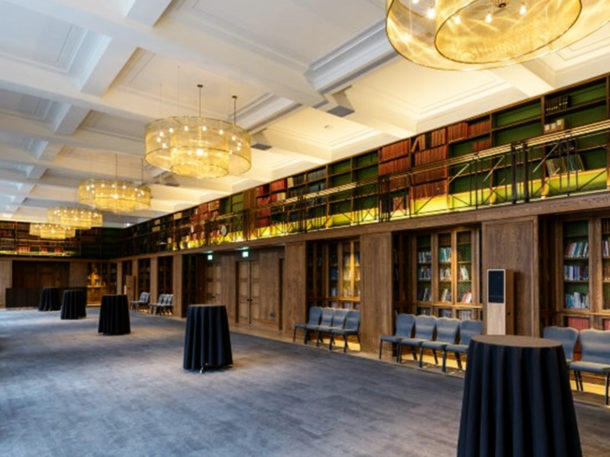 Right Angle Corporate Events - IET London Savoy Place