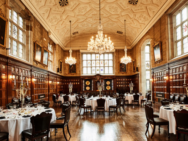 Right Angle Corporate Events Venue - Ironmongers' Hall Venue