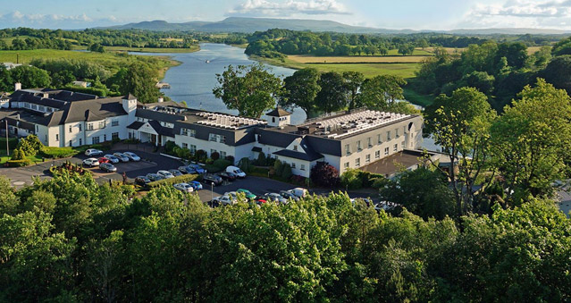 Right Angle Corporate Events Venues - Killyhevlin Lakeside Hotel & Chalets