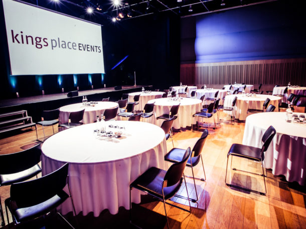 Right Angle Corporate Events Venues - Kings Place Venue