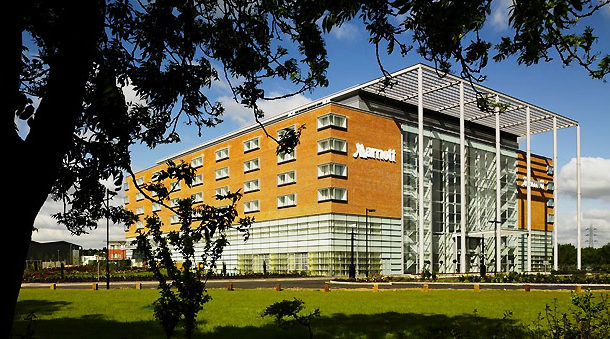 Right Angle Corporate Events Venues - Leicester Marriott Hotel - Leicestershire