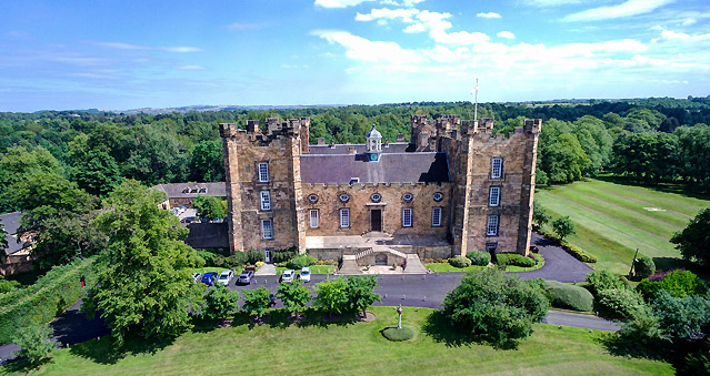 Right Angle Corporate Events Venues - County Durham - Lumley Castle
