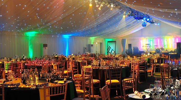 Right Angle Corporate Events Venues - Luton Hoo Conservatory - Bedfordshire