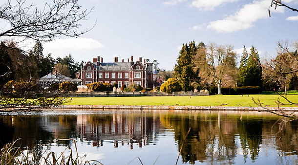 Lynford Hall Hotel - Norfolk - Right Angle Corporate Events Venues