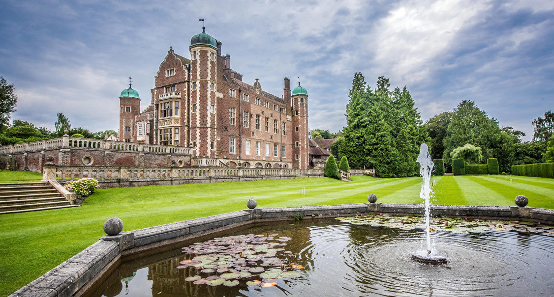 Right Angle Corporate Events Venues - Madingley Hall Venue - Cambridgeshire