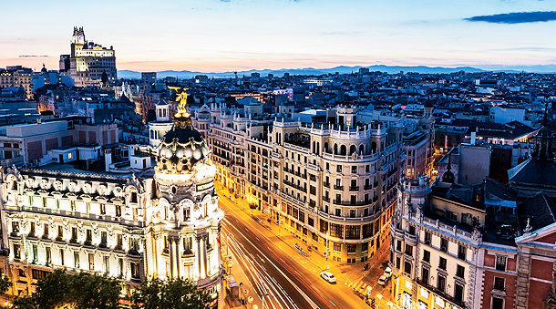 Right Angle Corporate Events Venues - Madrid - Team Building Events