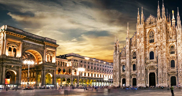 Right Angle Corporate Events Venues - Milan