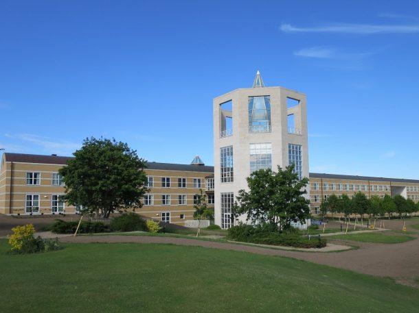 Right Angle Corporate Events Venues - Moller Centre - Cambridge